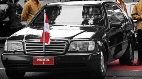 Mobil presiden era BJ Habibie