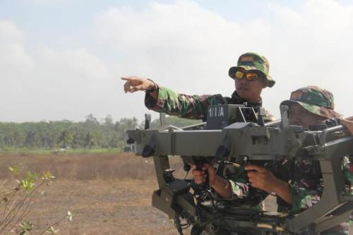 Rudal Arhanud TNI AD. (Foto: Dispenad)