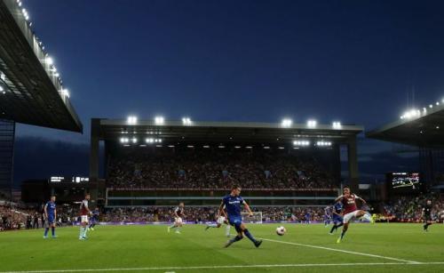 Everton gencar menyerang di paruh kedua (Foto: Premier League)