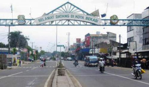 Kota Bekasi. (Foto: Ist)