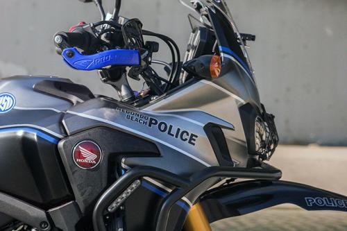 Motor Polisi