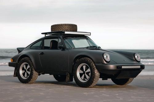 Modifikasi Porsche