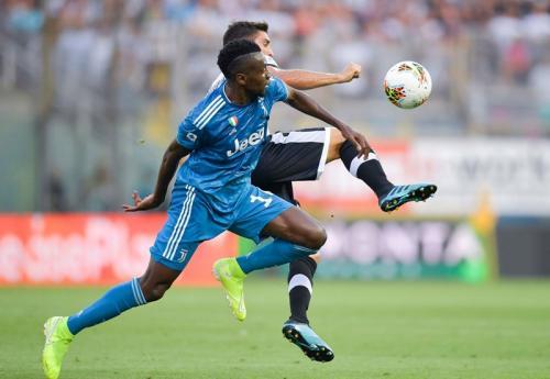 Kedua klub gagal mencetak gol di paruh akhir (Foto: Twitter/Juventus)