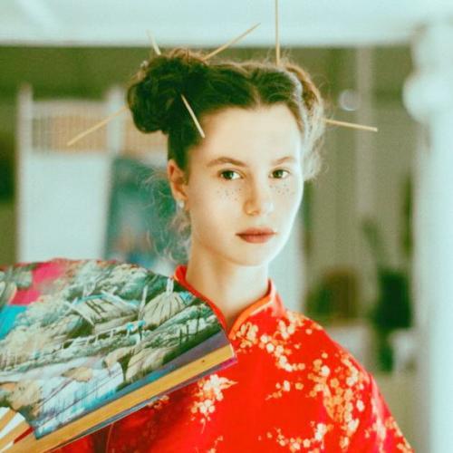 Cheongsam merupakan pakaian tradisional China