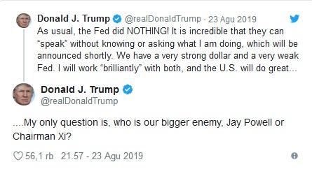 Cuitan Trump (twitter)