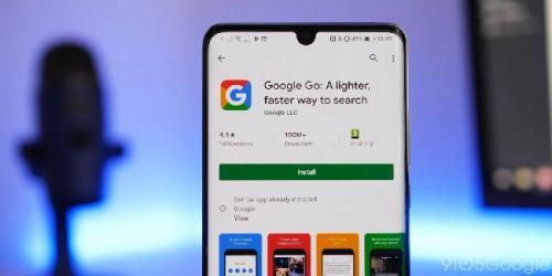 Google Go Tersedia untuk Android secara Global