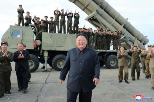 Kim Jong Un. (Foto: Reuters)