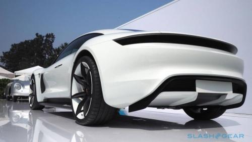 Mobil listrik Taycan