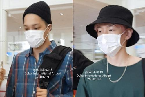 Kai dan Baekhyun EXO