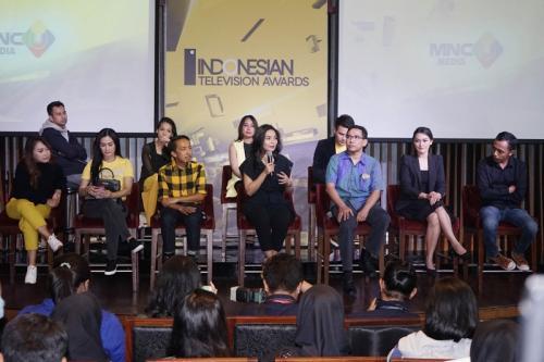 Akan ada 12 kategori dalam Indonesian Television Awards 2019. (Foto: Okezone)