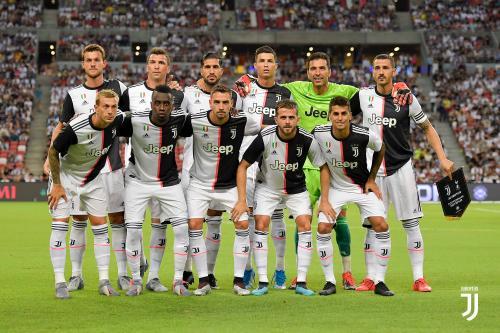 Skuad Juventus di Musim 2019-2020