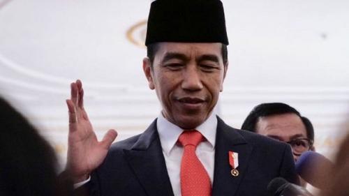 Presiden Joko Widodo. (Foto: Okezone)