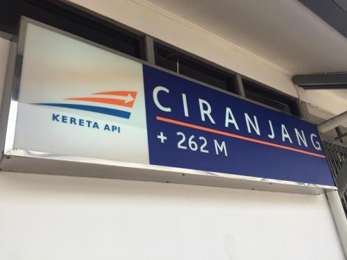 KA Sukabumi-Ciranjang