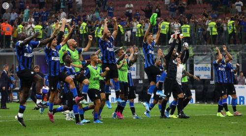 Inter Milan berada di atas angin (Foto: Inter Milan)