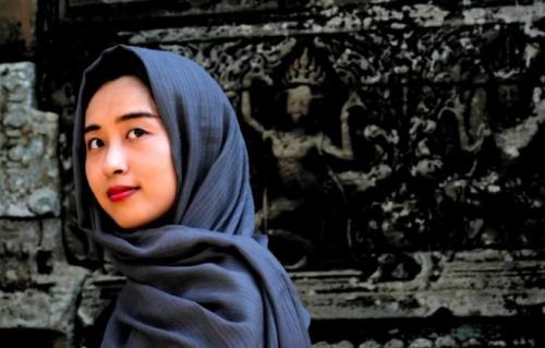 Hijab Longgar