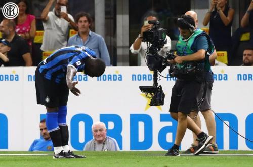 Romelu Lukaku (Foto: Twitter/@Inter_en)