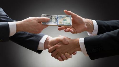 Ilustrasi korupsi (Shutterstock)