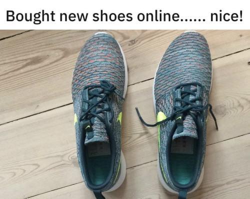 Salah satu item yang juga menjadi buruan kala belanja online adalah sepatu.
