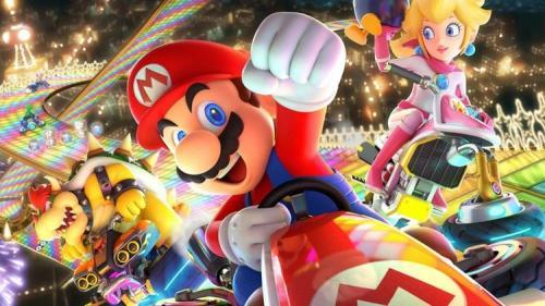 Mario Kart Tour menampilkan sejumlah jalur yang sudah ada pada game Mario Kart sebelumnya.