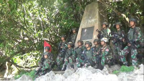 Patok TNI