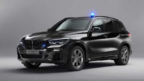 BMW X5 Protection