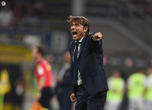 Tangan dingin Antonio Conte antar Inter Milan ke peringkat dua Liga Italia 2019-2020