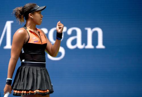 Naomi Osaka (Foto: Twitter US Open)