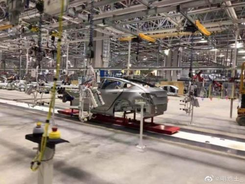 Pabrik Tesla