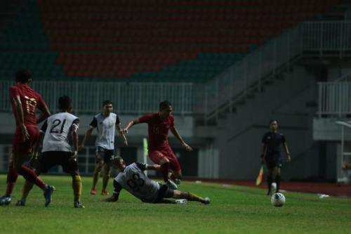 Timnas Indonesia menang dua kali dalam laga uji coba jelang Kualifikasi Piala Dunia 2022 Zona Asia (Foto: PSSI)