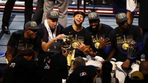 Five Hamptons kepunyaan Golden State Warriors