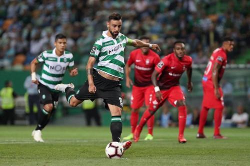 Bruno Fernandes akan memberi keuntungan 60 juta Euro buat Sporting