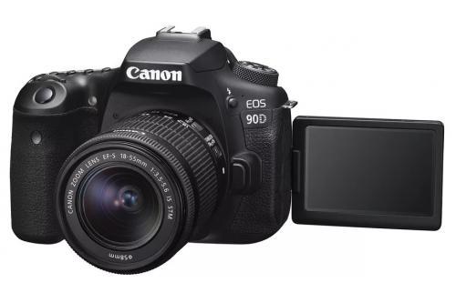 Canon telah secara resmi mengumumkan EOS DSLR 90D dan mirrorless EOS M6 Mark II.