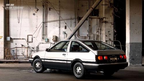 Gran Turismo Toyota Corolla 1983