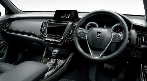 Interior Crown Hybrid