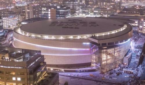 Markas baru Golden State Warriors, Chase Center