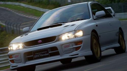 Gran Turismo Subaru Impreza
