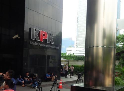 Gedung KPK. (Foto : Dok Okezone.com)