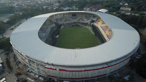 Stadion Manahan diusulkan menjadi venue untuk Piala Dunia U-20 2021 (Foto: Twitter/Jokowi)