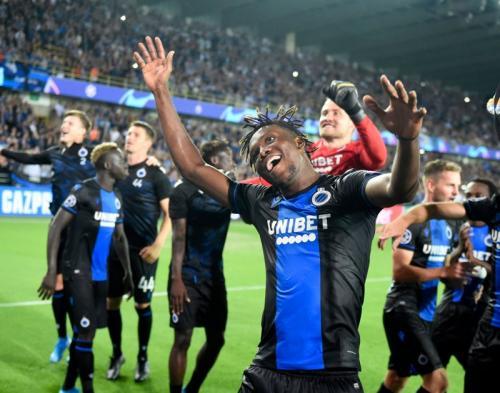 Club Brugge lolos ke fase grup Liga Champions 2019-2020