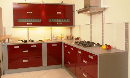 Desain Dapur Simpel