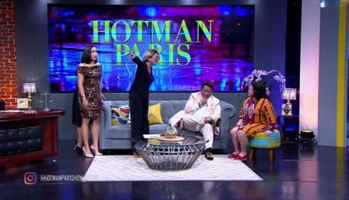 Perdebatan keras Nikita Mirzani dan Elza Syarief di Hotman Paris How. (Foto: YouTube/Hotman Paris Show)