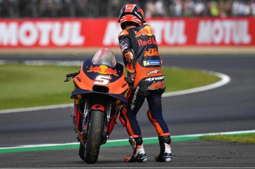 Johann Zarco putus kontrak dengan KTM Red Bull
