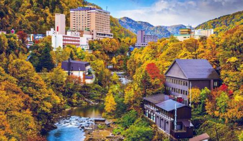 Wisata di Hokkaido