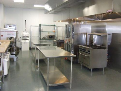 Pastry Kitchen