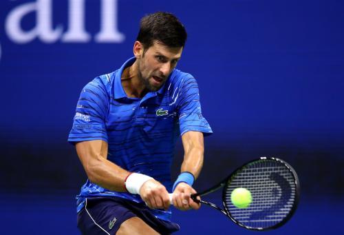 Penampilan Novak Djokovic