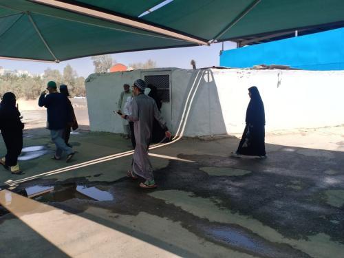 Sumur yang airnya digunakan untuk memandikan jenazah Rasulullah SAW