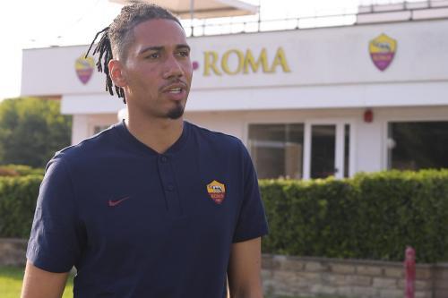 Smalling berharap bisa bertahan lebih lama lagi di Liga Italia