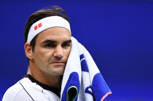Penampilan Roger Federer