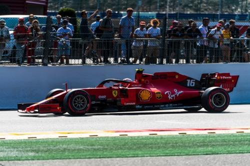 Charles Leclerc (Foto: Scuderia Ferrari)