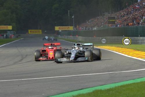 Hamilton tempati posisi keempat di sesi latihan bebas pertama F1 GP Italia 2019